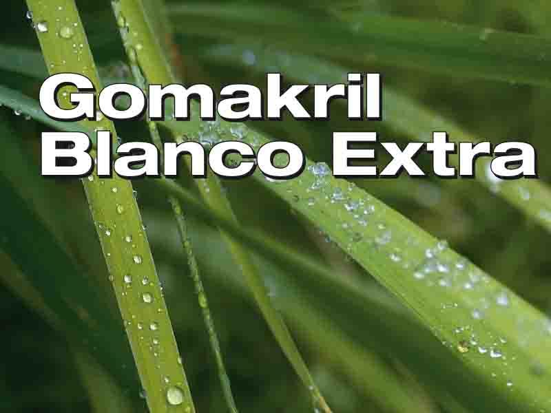 gomakril blanco extra