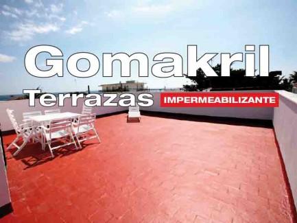 gomakril terraza