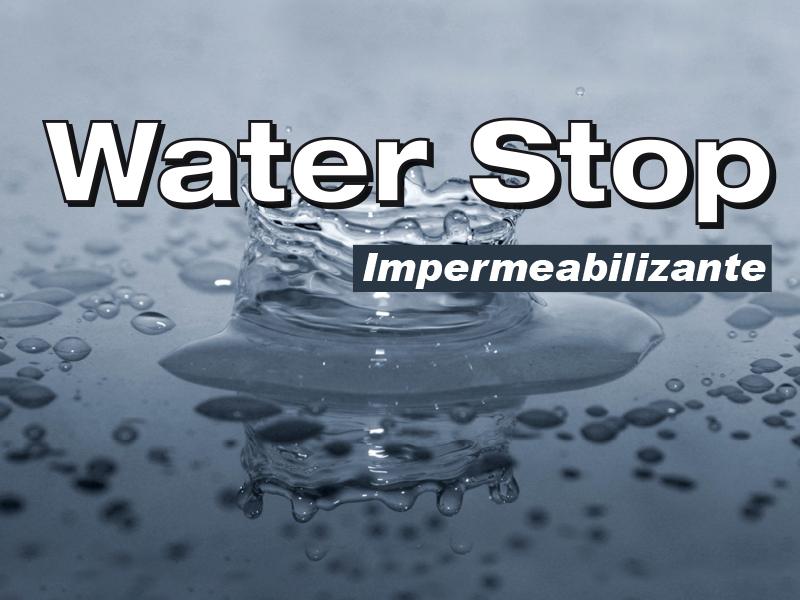 water stop
